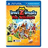 PRE-ORDER! Invizimals The Alliance Sony Playstation PS Vita Game UK