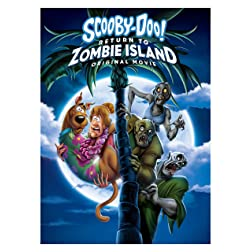 Scooby-Doo! Return to Zombie Island DVD