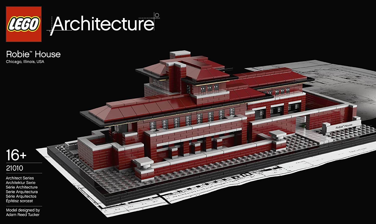 lego architecture robie sets wright legos architect frank architectural lloyd chicago series buildings thanks