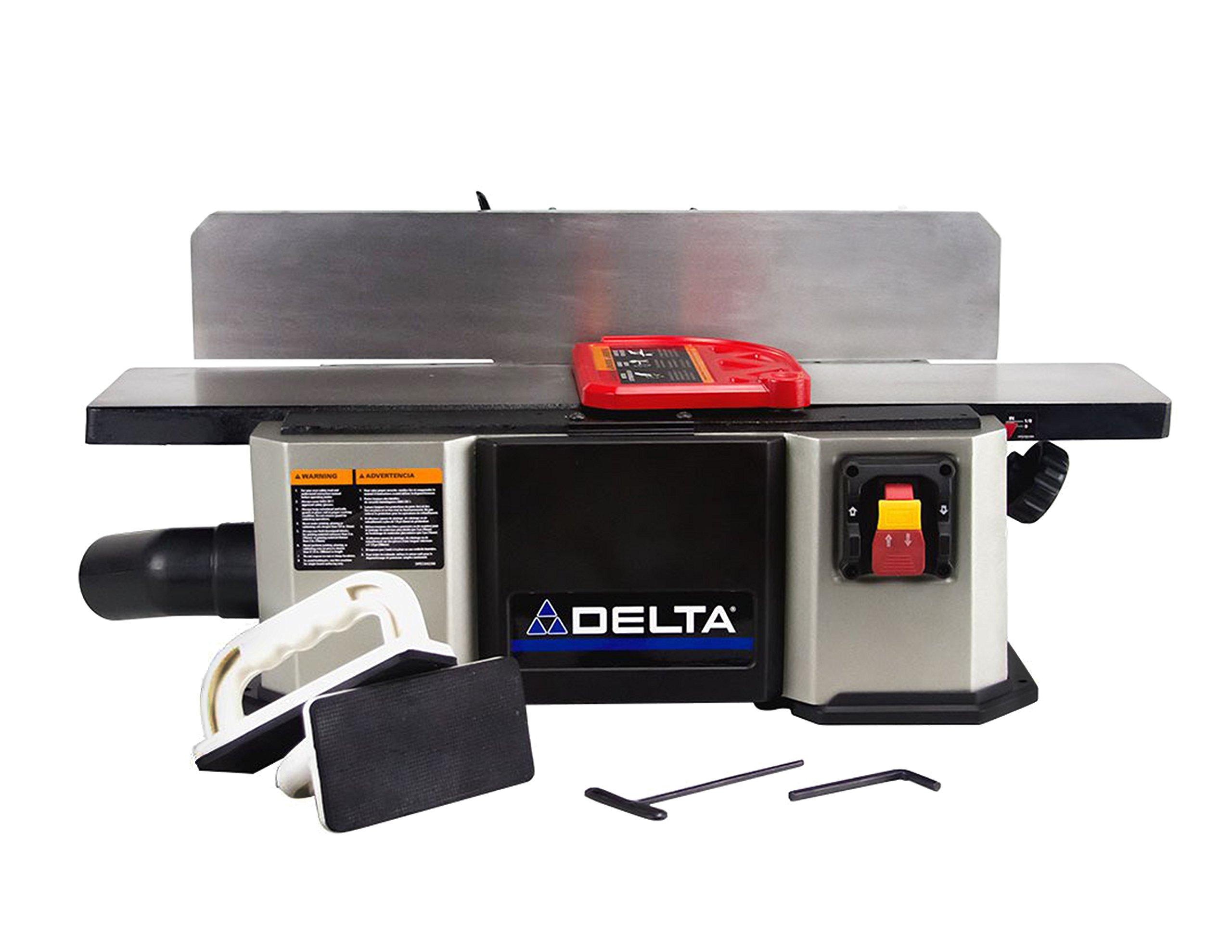 delta power tools 37 071 6 inch midi bench jointer ebay