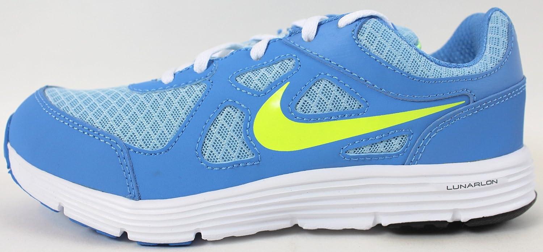 Nike Lunar Forever (PS) Sz 3Y Coast/Liquid Lime-Ice Blue 488275-400