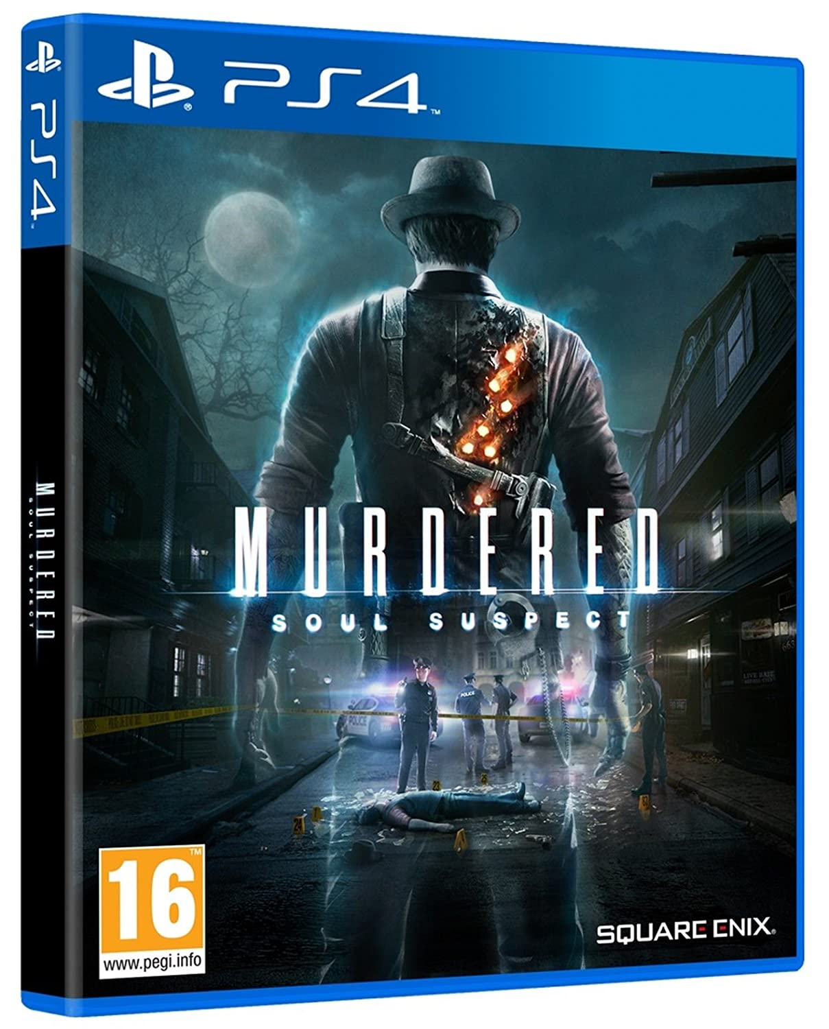 Murdered: Soul Suspect STEAM CD-KEY
