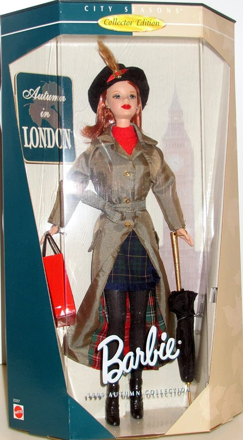 Barbie Autumn in London bestellen