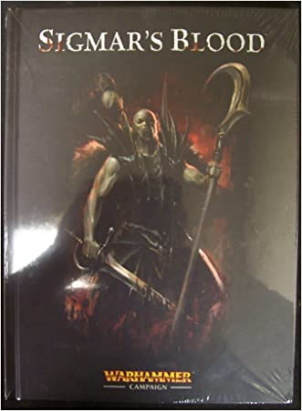 Warhammer: Sigmar's Blood (English)