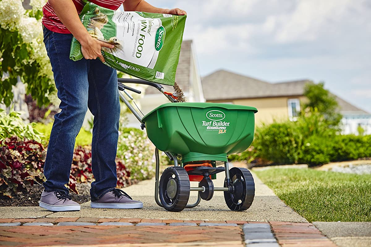 Scotts Natural Lawn Food - 4,000-sq ft (Natural Lawn Fertilizer) (Not Sold in CT,MD,ME,MN,NJ,NY,WA,WI)
