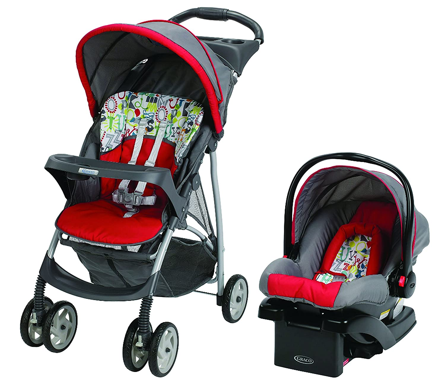 LiteRider Click Connect travel system (Typo)