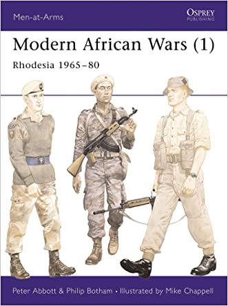 Modern African Wars (1) 1965-80 : Rhodesia (Men at Arms Series, 183)