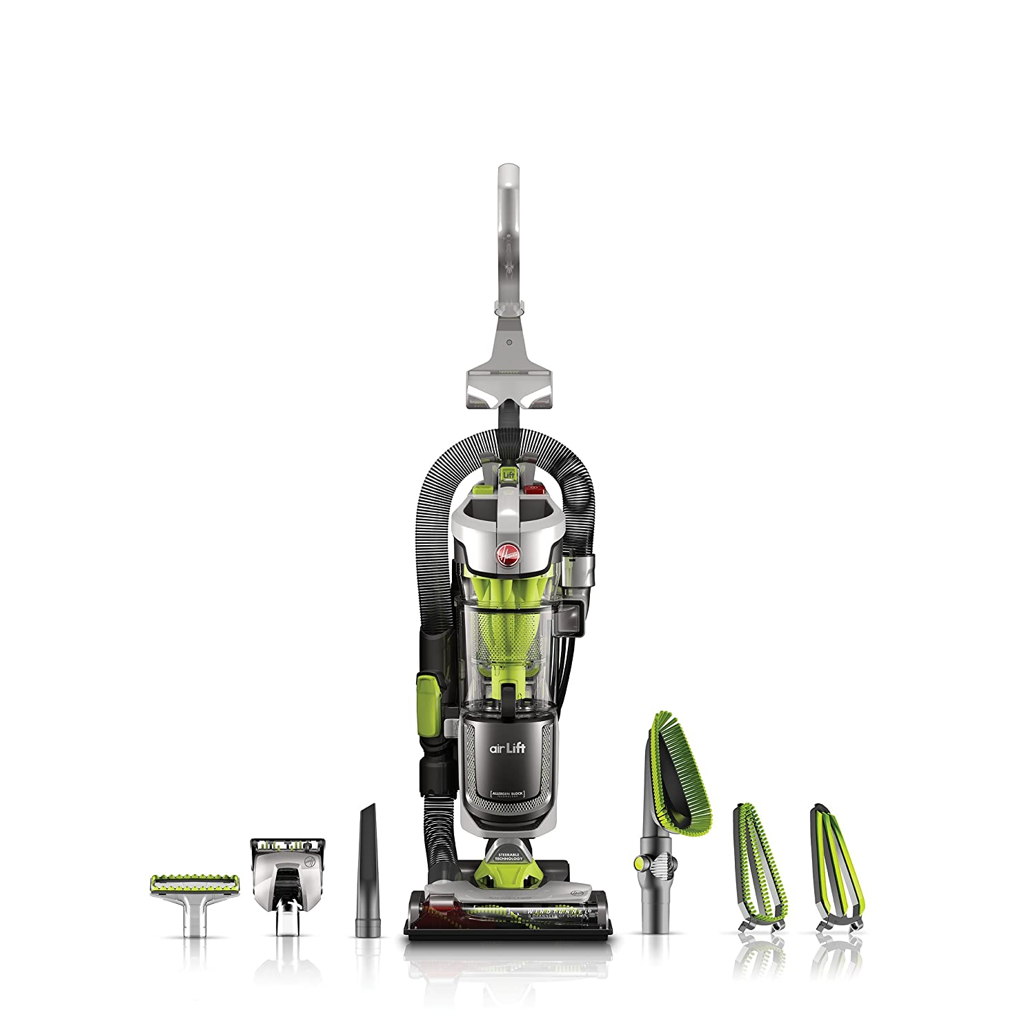 Hoover Air Lift Deluxe Bagless Upright Vacuum, UH72511PC
