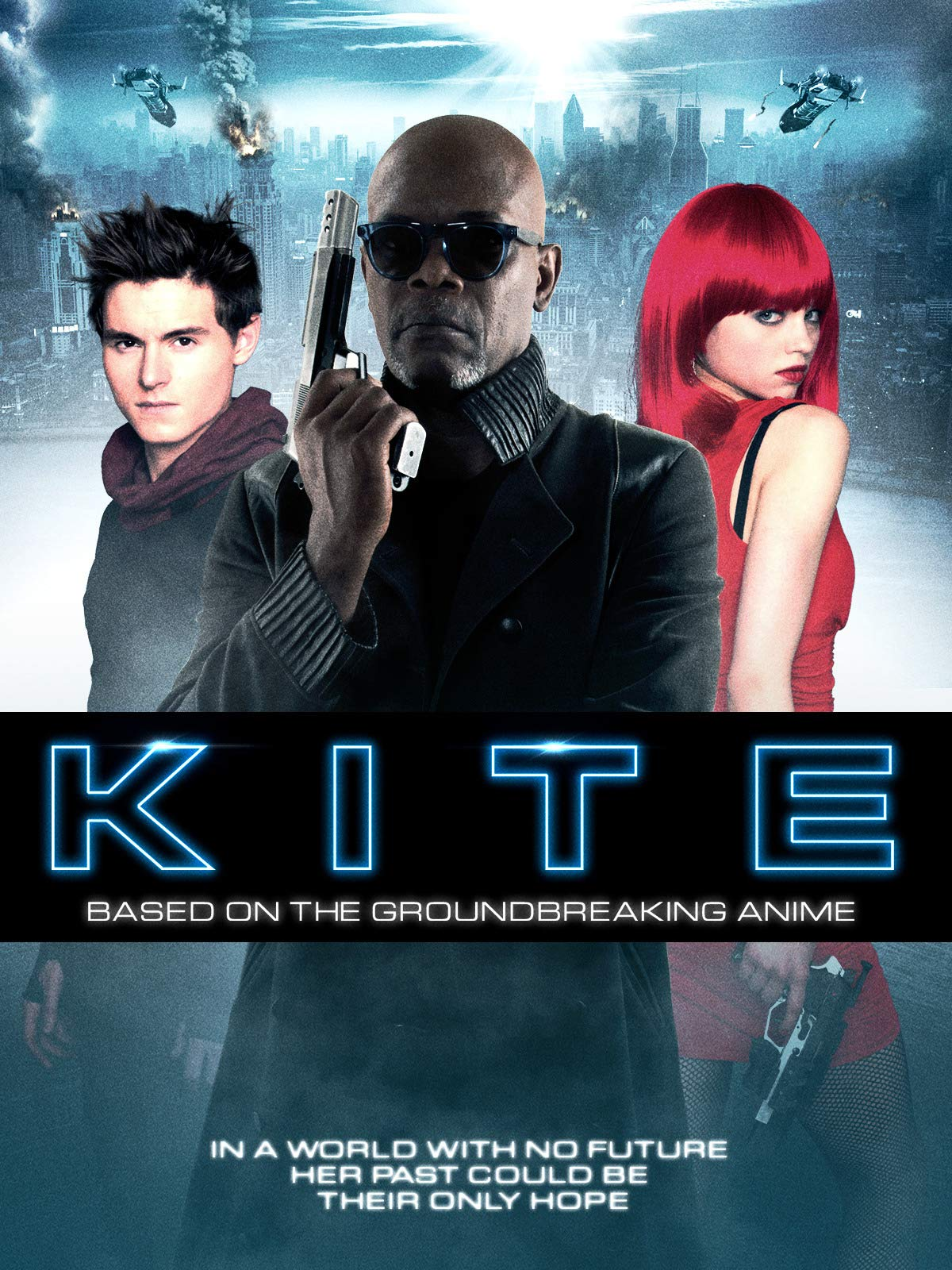 Kite on Amazon Prime Video UK