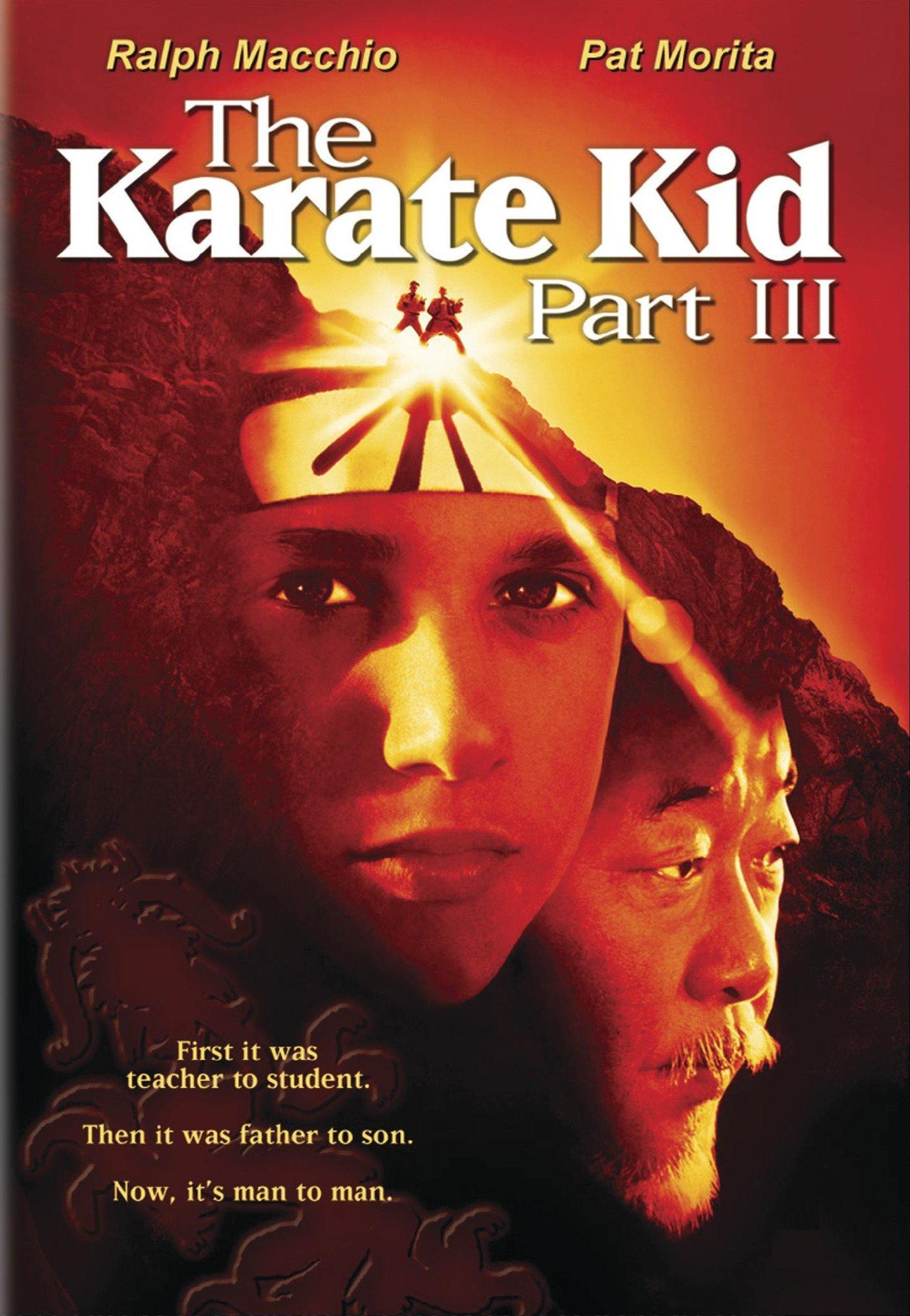 The Karate Kid III on Amazon Prime Video UK
