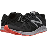 New Balance Mens Rushv1 Shoes - Black/Flame
