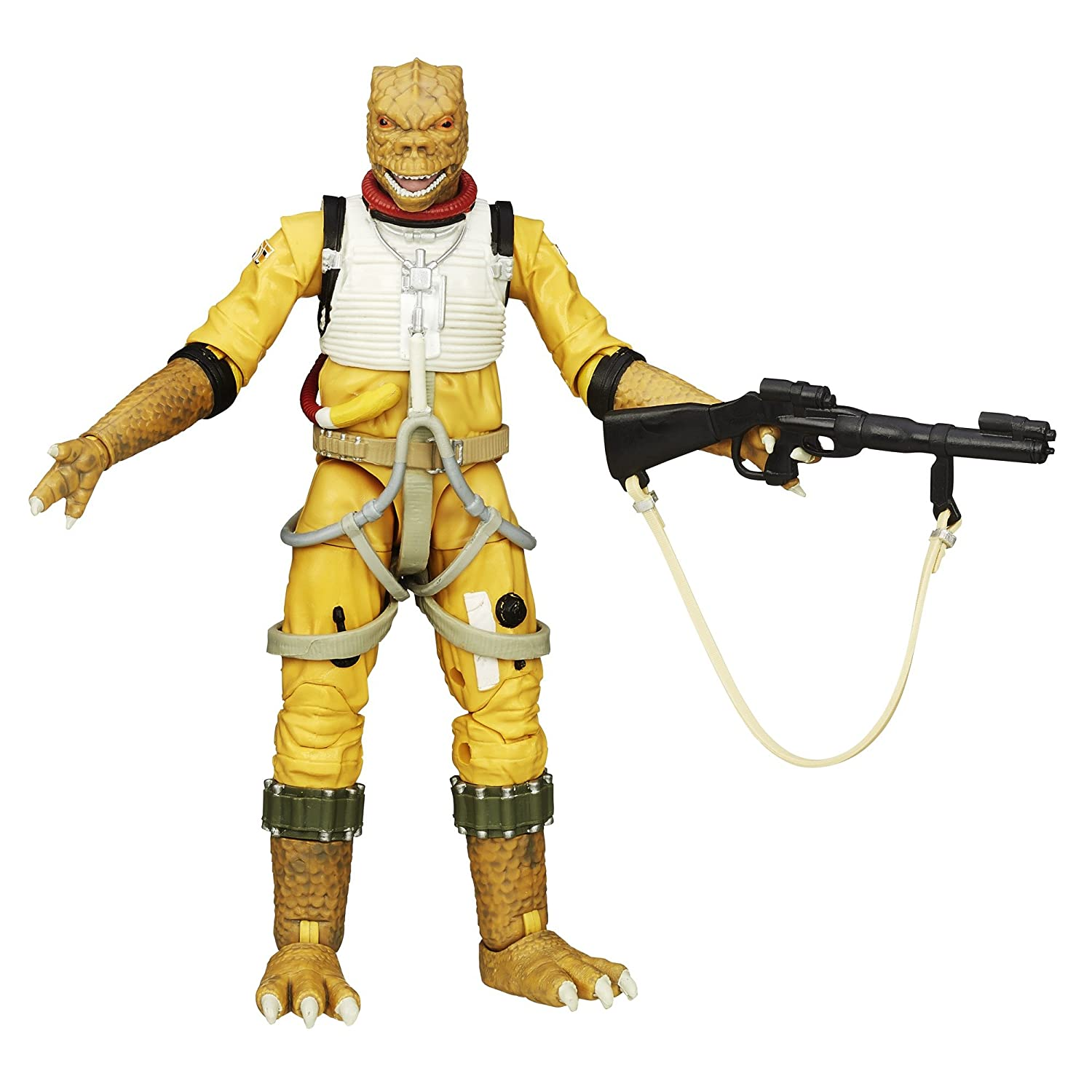 Star Wars The Black Series Bossk 6 Figure lepin 05035 star wars death star limited edition model building kit millenniums blocks puzzle compatible legoed 75159