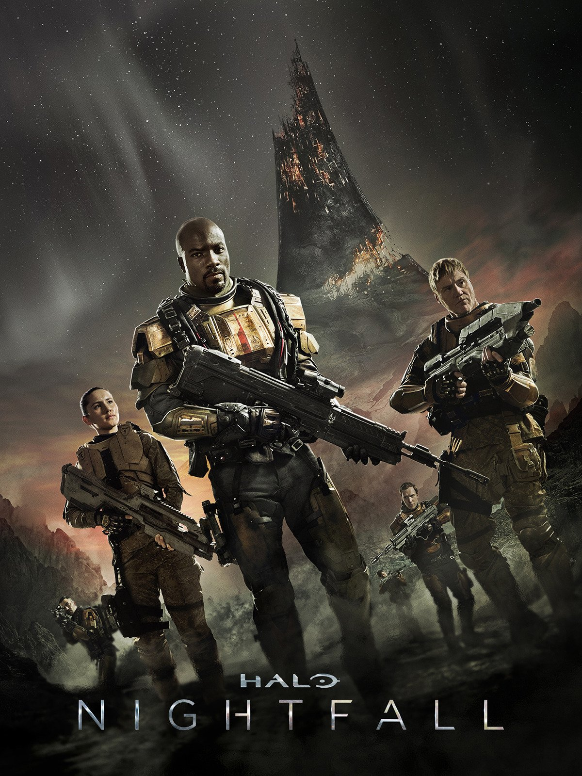 Halo: Nightfall on Amazon Prime Instant Video UK