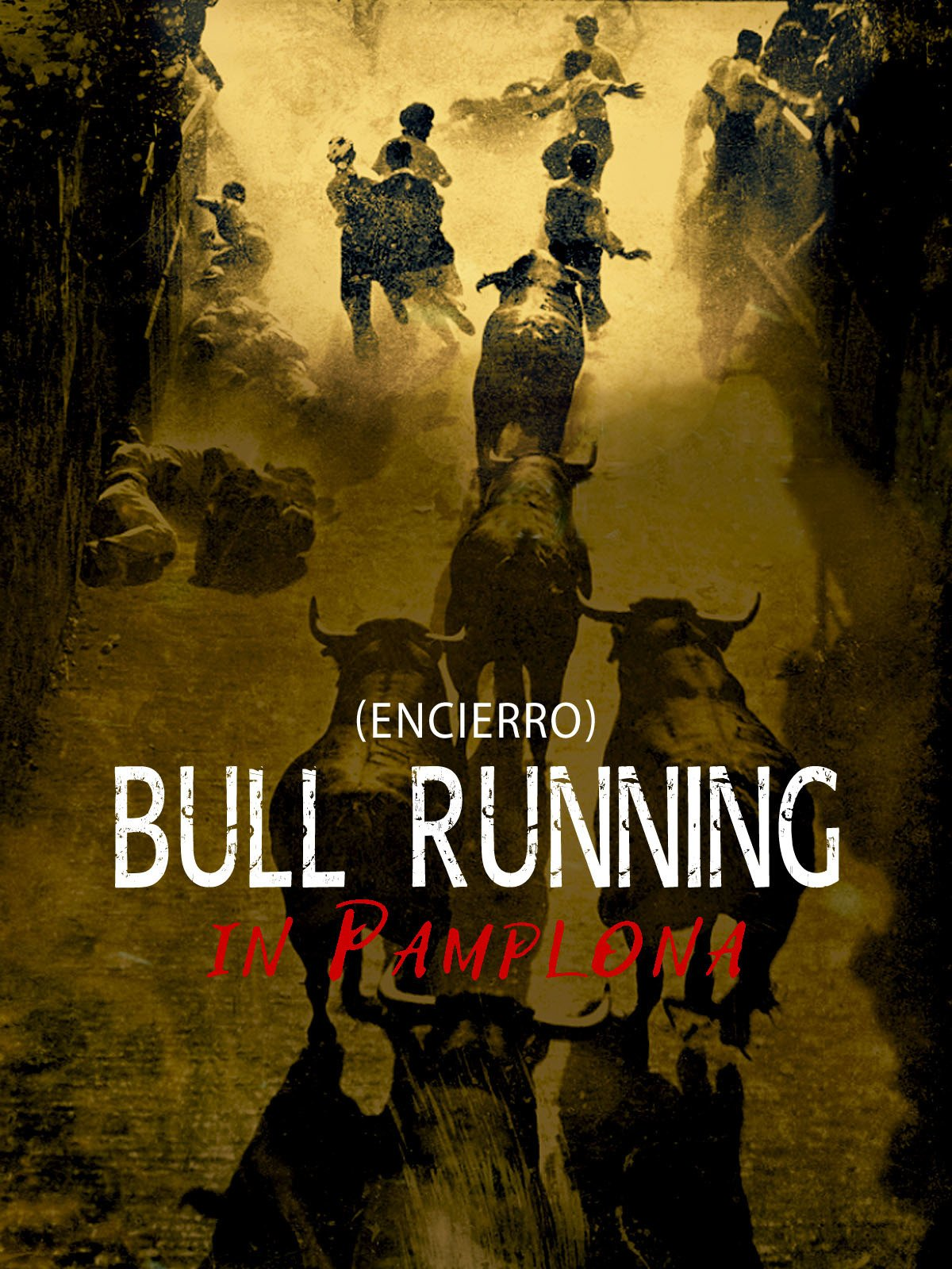 Bull Running in Pamplona on Amazon Prime Instant Video UK