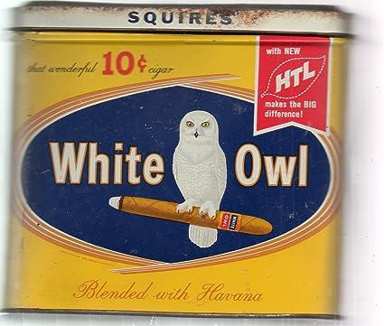 Vintage white owl cigars - photo#17