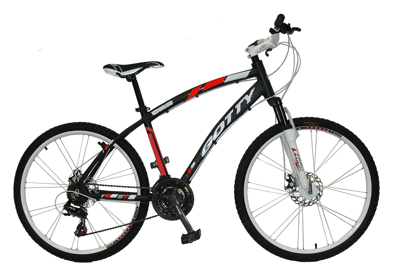 Bicicleta de montaña de 26
