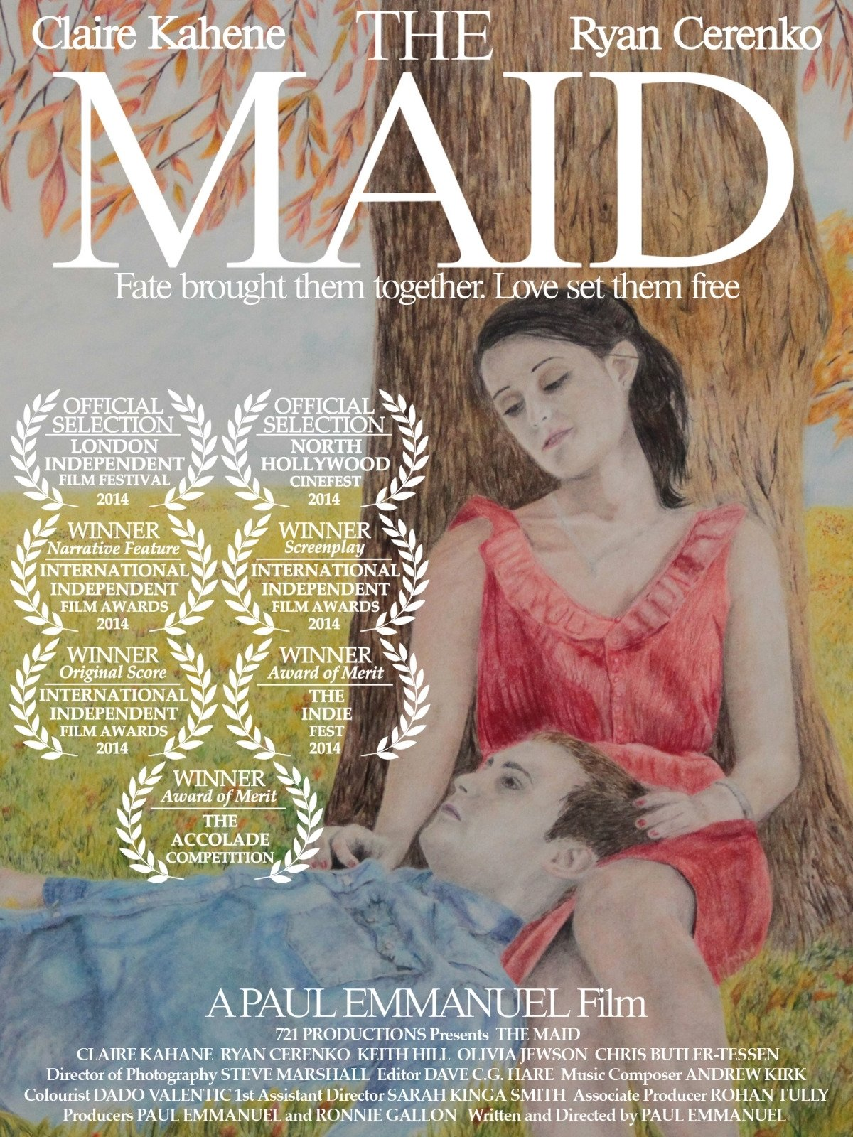 The Maid on Amazon Prime Video UK
