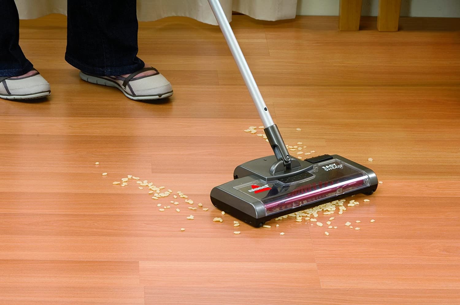 Bissell Easy Sweep Cordless Rechargeable Sweeper 15d1a