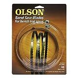 Olson Saw WB57262BL 62-Inch by 3/8 wide by 4 Teeth Per Inch Band Saw Blade (Tamaño: 62)