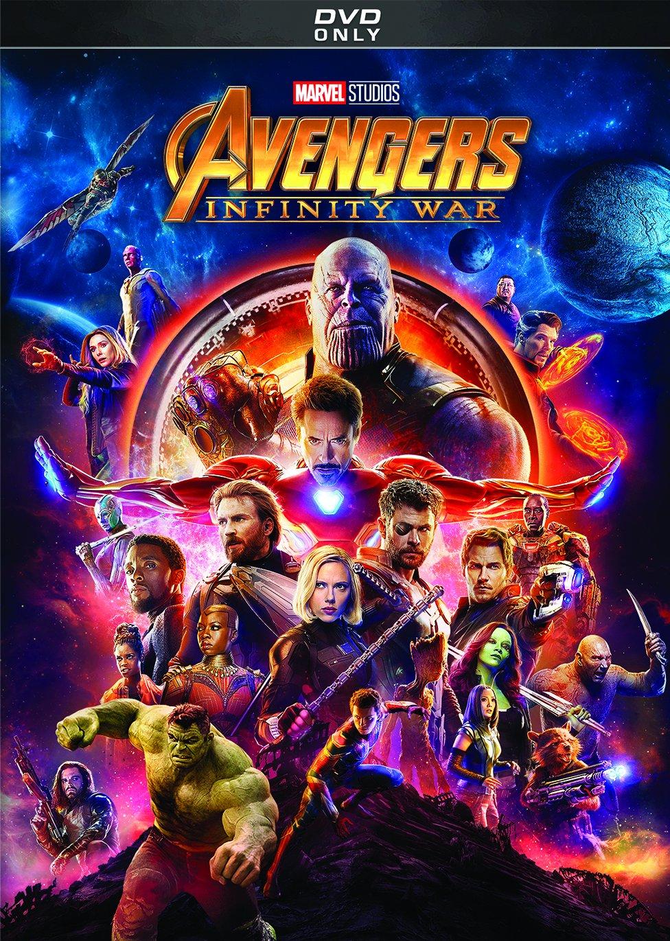 Buy Infinity Avengers War Now!