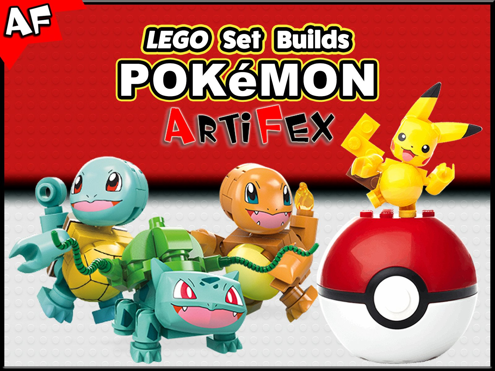 Clip: Lego Set Builds Pokémon - Season 1