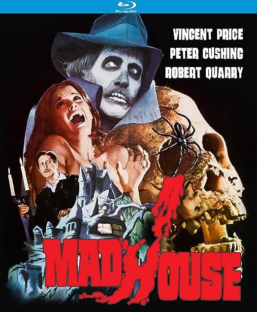 Madhouse [Blu-ray]