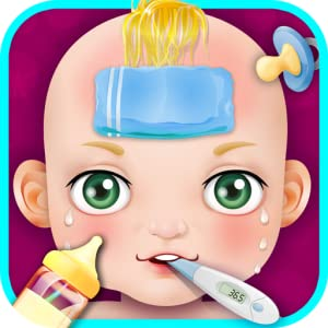 Baby Care & Baby Hospital - Kids games by 6677g ltd