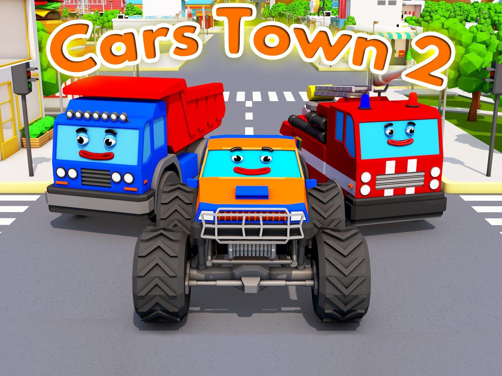 Cars Town 2 - Season 2