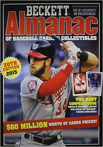Beckett Almanac of Baseball Cards and Collectibles No. 20 written by Beckett Media