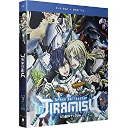 Space Battleship Tiramisu: Season 1 [Blu-ray]