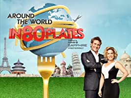 Around the World in 80 Plates Season 1