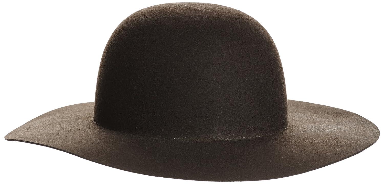 (スナイデル)snidel ラウンドトップつば広帽 SWGH155627 58 BRW F : 服&ファッション小物通販 | Amazon.co.jp