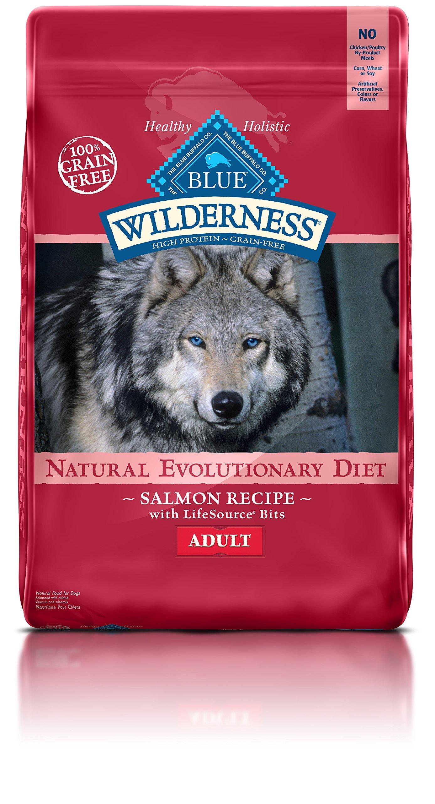 Lowest Price On Blue Buffalo Salmon Dog Food