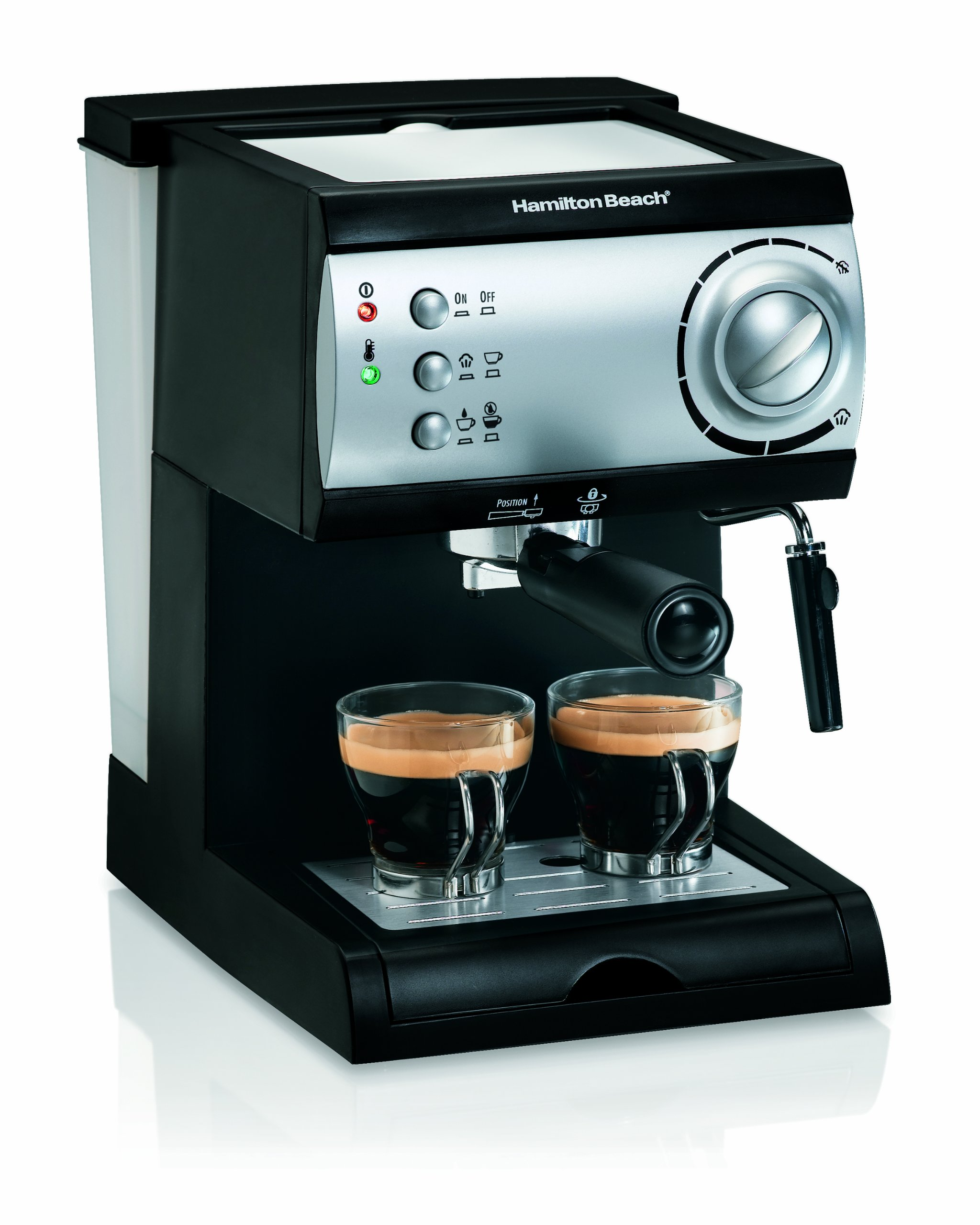 Espresso maker coffee machine hamilton beach coffeemaker New coffee machine