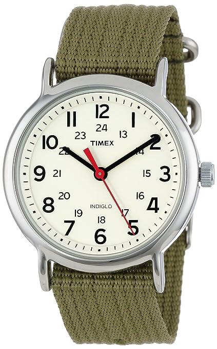 海淘手表推荐:天美时 TIMEX T2N651 石英手表