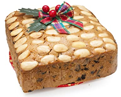 Christmas cake types and recipes christmas loaded for Different types of cakes recipes with pictures