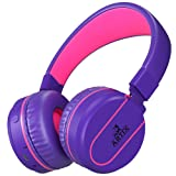 Artix Bluetooth Wireless Headphones | Lightweight & Foldable On Ear Earphones NRGSound RS7 | for Work, Travel, Sport, Running | 3.5mm Cable Included f