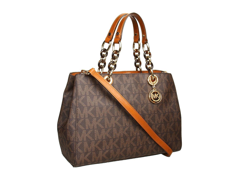 Michael Kors Jet Set Item Women'S Satchel Shoulder Bag Purse 4