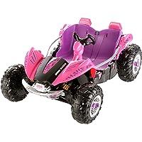 Fisher-Price 12-Volt Battery Power Wheels Camo Dune Racer (Pink)