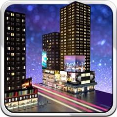 City Live Wallpaper : Christmas Theme