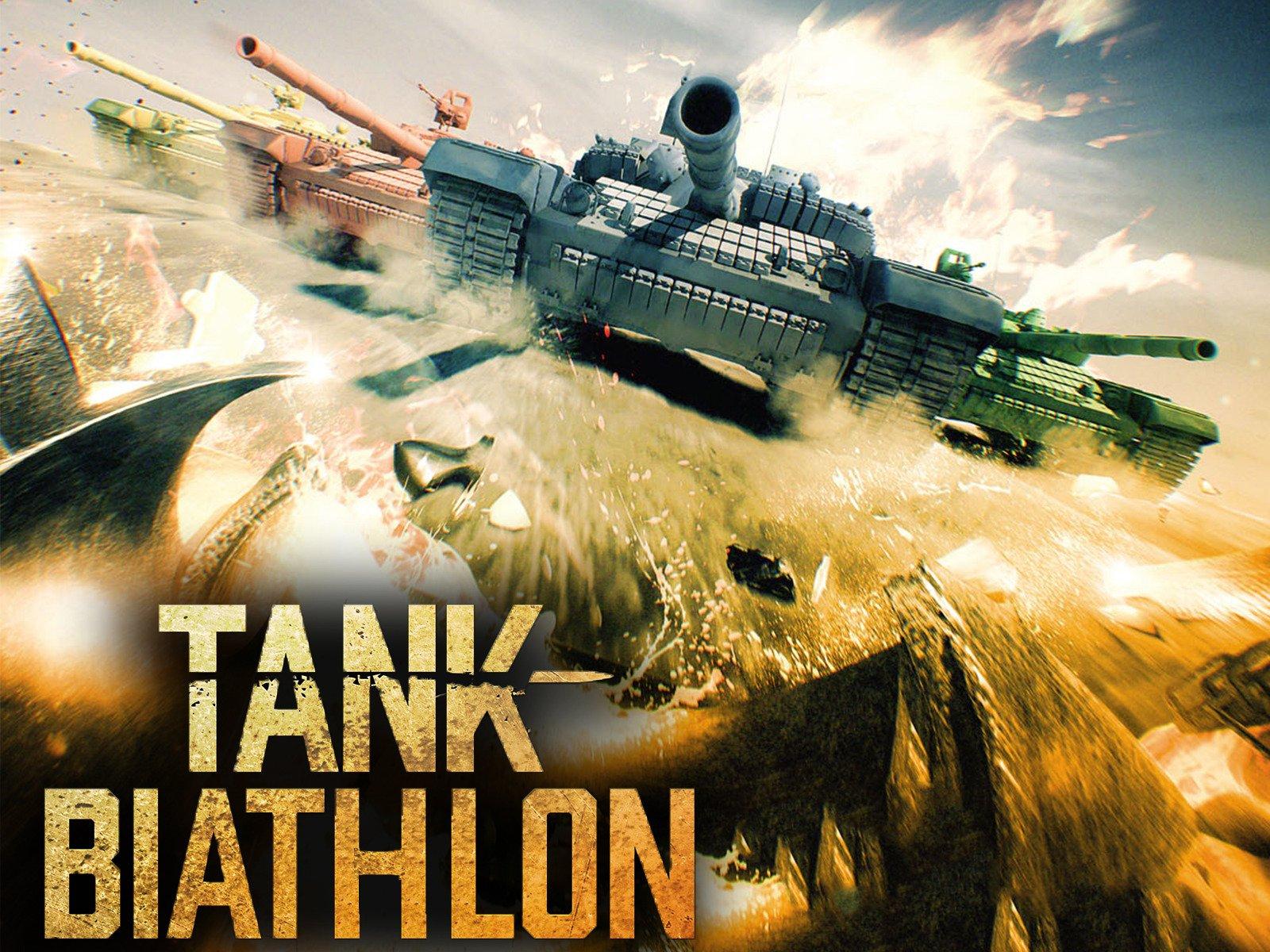 Tank Biathlon - Season 1