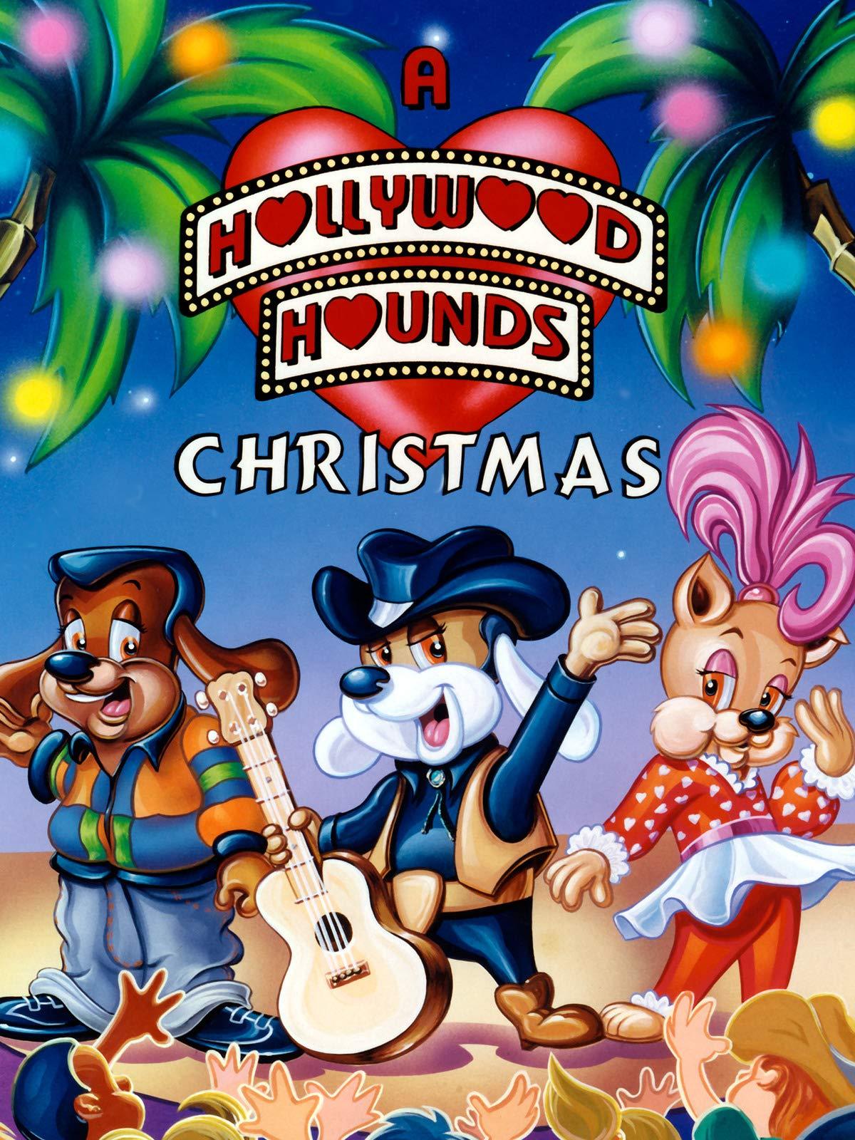 A Hollywood Hound's Christmas