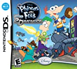 Phineas and Ferb: Across the 2nd Dimension  Nintendo DS