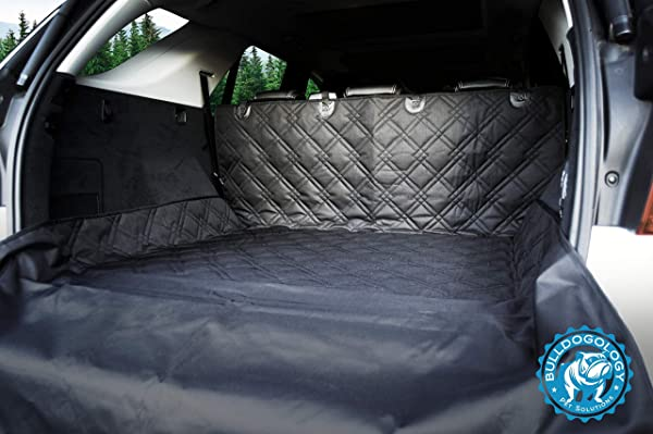 Standard Durable Liner Covers Dog Cargo Liner for SUV Universal Fit for Any Animal ALFHEIM Cargo Liner