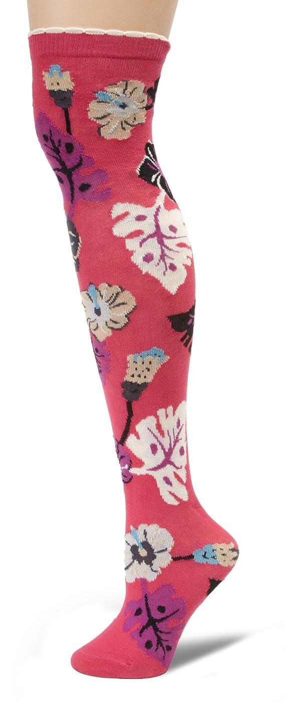Ozone Women's Tropic Blooms Socks