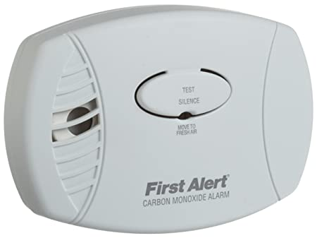 First Alert CO600 Plug In Carbon Monoxide Alarm