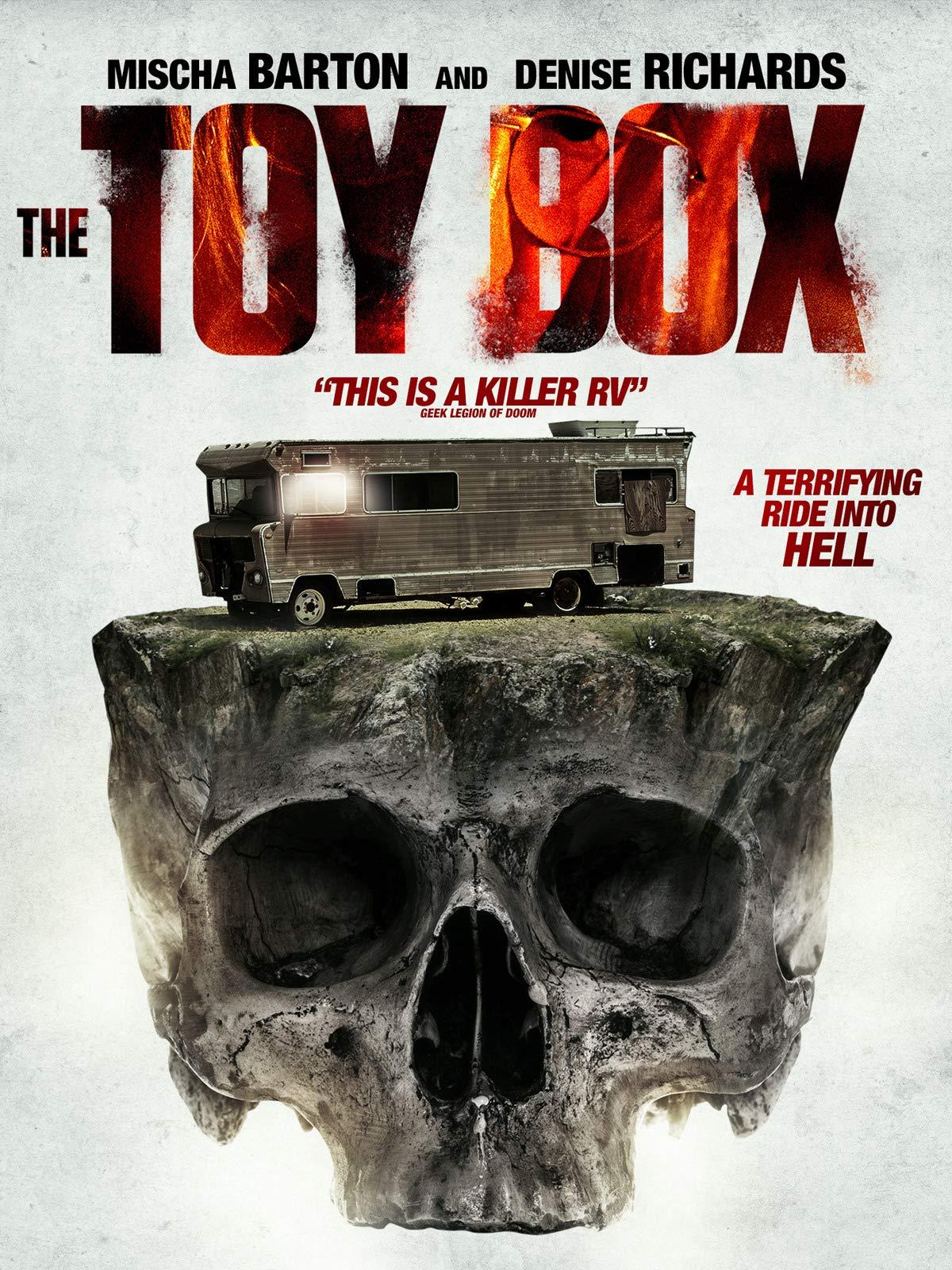 The Toybox on Amazon Prime Video UK