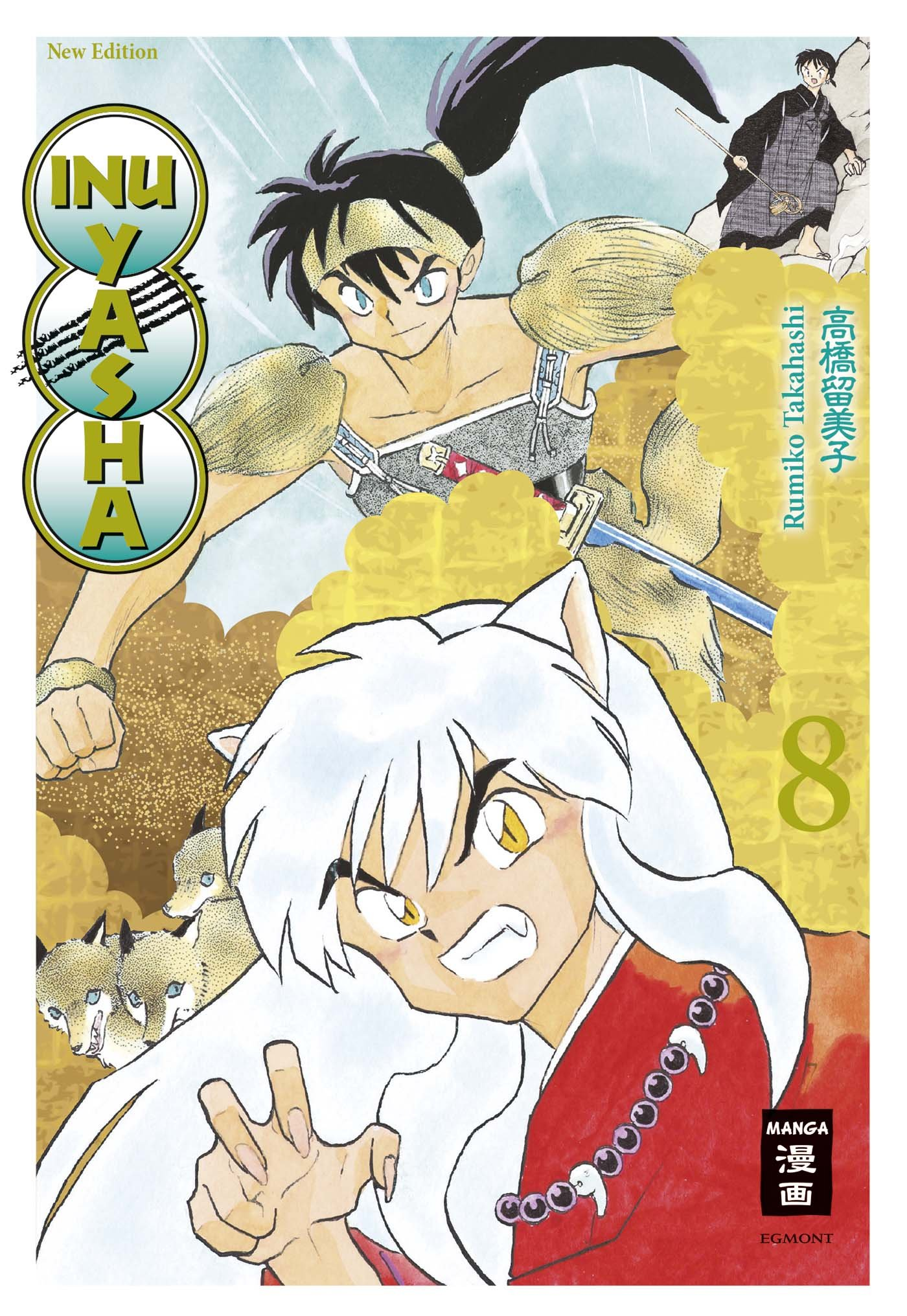 Inu Yasha New Edition, Band 8
