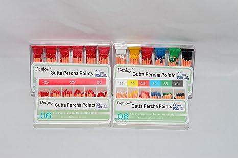 Gutta Percha Points Gutta Percha Points Taper 0.6