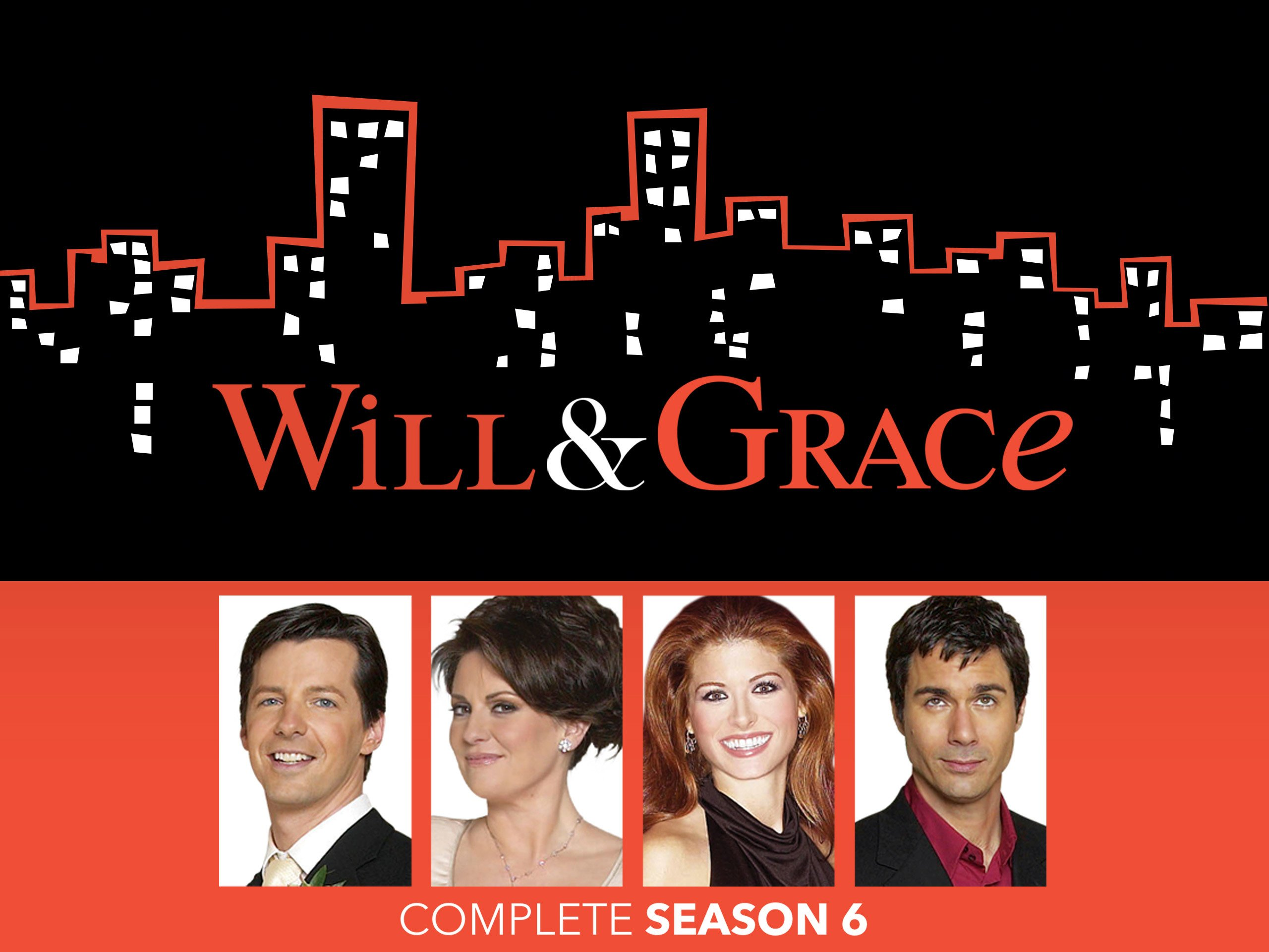 Will & Grace on Amazon Prime Video UK
